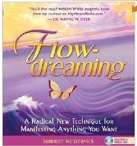 FlowDreaming book and CD by Summer McStravick