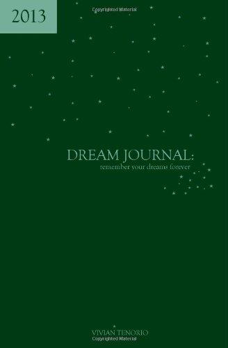 2013 Dream Journal