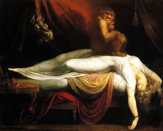 The nightmare, 1781, de Henry Fuessli