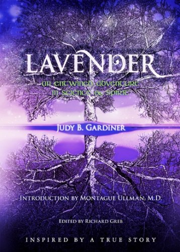 Lavender, a novel about dreams
